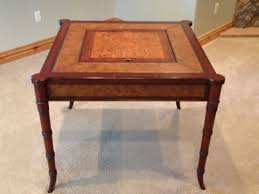 Ethan Allen Dining Room Table Ebay by Ethan Allen Game Table Game Tables Antique Furniture And Tables