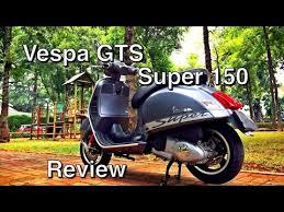 Vespa GTS 150