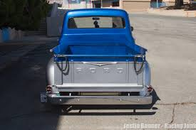 100 1956 Ford Pickup Truck Show Is A Daily Driver RacingJunk News