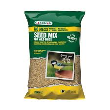 Christmas Tree Saplings For Sale Uk by Wild Bird No Mess Seed Mix 20kg Amazon Co Uk Pet Supplies
