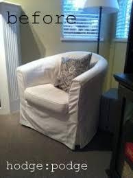 Ikea Tullsta Chair Slipcovers by Hodge Podge Custom Ikea Ektorp Tullsta Slipcover From Comfort Works