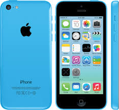 Apple iPhone 5c 8GB Smartphone Unlocked GSM Blue Good