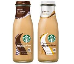 Bottled Smores Frappuccino