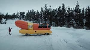 100 Oscar Meyer Weiner Truck Wienermobile Makes First Ever Visit To Whittier Alaska YouTube