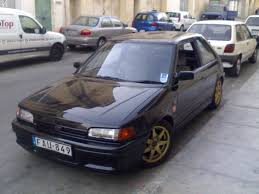 Mazda 323. Price, Modifications, Pictures. MoiBibiki