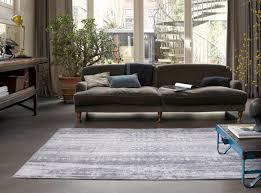 vintage teppich grau silber alaska weconhome