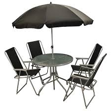 Selections 6 Piece Metal Garden Patio Furniture Set With Folding ... Brompton Metal Garden Rectangular Set Fniture Compare 56 Bistro Black Wrought Iron Cafe Table And Chairs Pana Outdoors With 2 Pcs Cast Alinium Tulip White Vintage Patio Ding Buy Tables Chairsmetal Gardenfniture Italian Terrace Fniture Archives John Lewis Partners Ala Mesh 6seater And Bronze Home Hartman Outdoor Products Uk Our Pick Of The Best Ideal Royal River Oak 7piece Padded Sling Darwin Metal 6 Seat Garden Ding Set