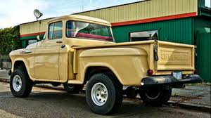 1957 Chevy 3200 - YouTube Napco 4x4 Pickup Trucks The Forgotten 1957 Chevy Truck Parts And Accsories Bozbuz 1955 Chevy Truck Fs Truckpict4254jpg 55 59 Chevrolet Truck Id 19012 Cab Jim Carter 1956 Pick Up Youtube Rocky Mountain Relics Stepside Big Window Short Bed 12 Ton To Mark A Century Of Building Trucks Names Its Most 20141210 008 001ajpg Hot Rod Network Vintage Searcy Ar