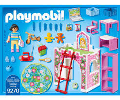 playmobil city fröhliches kinderzimmer 9270 ab 8 13