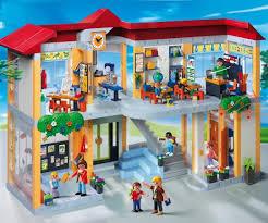 maison du pere noel playmobil playmobil noel 2015 hommage au père des playmobil