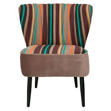 Sherpa Dish Chair Target by Unique Striped Accent Chair For Home Design Ideas With Striped