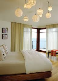 Bedroom Cute Ceiling Decoration With Plug In Light Ideas For Prepossessing Apartment Design Even