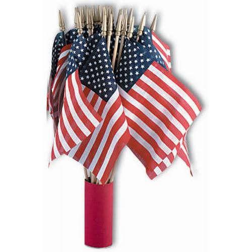 "Annin Flagmakers USA Hand Flag - 4"" x 6"""