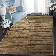 de siela teppich wohnzimmer braun kurzflor teppich