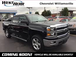 100 West Herr Used Trucks 2014 Chevrolet Silverado 1500 For Sale Getzville NY