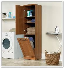 Bathroom Linen Tower With Hamper by Bathroom Hamper With Storage House Decorations