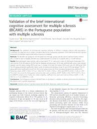 The Hungarian Validation Of The Brief International Cognitive