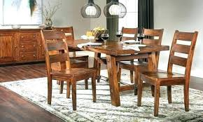 Dining Set With China Cabinet Round Mahogany Table And Chairs Large Size Of Room Sets