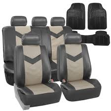 Faux Leather Car Seat Covers For Auto Gray W/ Heavy Duty Floor Mats ... Tapiona Xl Dog Seat Cover Truck Suv Extra Coverage Back Large Bestfh Tan Covers Set With Heavy Duty Floor Mat Combo Easy To Install Saddle Blanket Saddleman Pet Car Starlings Ford By Clazzio Covercraft F150 Front Seatsaver Polycotton For 2040 Chartt Custom Protectors Cushions Auto Accsories The Home Depot Seating Companies Design New Seats For Heavyduty Vehicle Applications 2018 Lalawow Cars Trucks Suv Waterproof Premium Diamond Crystals From Swarovski Black