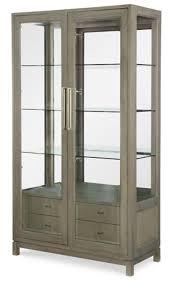 Pulaski Display Cabinet Vitrine by Storage U0026 Display Living Room Furniture Furnitureland South