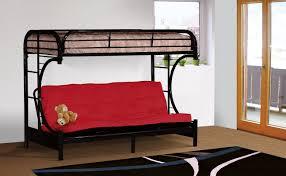 wildon home twin over full futon bunk bed reviews wayfair