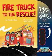 Fire Truck To The Rescue!   Book By Alan Copeland, Paco Sordo ... Penguin Book Truck Mobile Bookstore To Hit The Road This Summer Detail Priddy Books Australian Working Volume 3 Flower Wonderme Class 6 Dump Also Software Together With Value And A Man Reading An Interesting At Ice Cream Cartoon Board My Big Animal 280 First 100 Trucks Page 2 Monster Is A Monster Driven Great Goodnight Book Baby Gift Box Set And Little Hero Jezalboroughcom Duck In The Amazing Machines Tough Activity By Tony Mitton