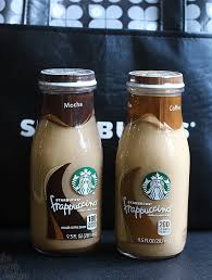 Starbucks Bottled Frappuccino Now Available Instore
