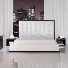 white bedroom design grey floor tiles beige oak wooden master