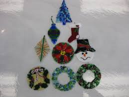 Stained Glass Supplies Patterns Classes Fusing For Rh Breslauartglass Ca Fused Christmas Present Bells