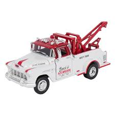 100 24 Hr Tow Truck Brock Supply BROCK CHEVY TOW TRUCK 50TH ANNIVERSARY LIMITED