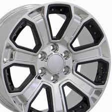 100 Oem Chevy Truck Wheels 20 GMC Denali Style Yukon Sierra Cadillac Fits Chevrolet
