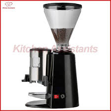 900N Electric Commercial Coffee Bean Grinder For Italy Espresso Making Machine Online With 45912 Piece