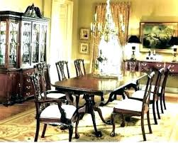 Dining Room Table And China Cabinet Sets