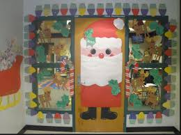 funny christmas door decorations contest the attractive