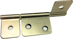Non Mortise Concealed Cabinet Hinges by Awesome Three Leaf Flag Hinge 3 12 Satin Nickel Bi Fold Door Non