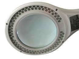 Lighted Magnifier Desk Lamp by Vision Global Media Group Inc