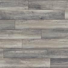 Kronotex Raven Ridge 74 In W X 451 Ft L Estate Grey Oak Laminate Flooring
