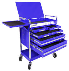Service Truck Tool Drawers