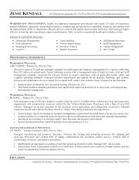 Nice Warehouse Resume Format Gift Ideas Store Incharge