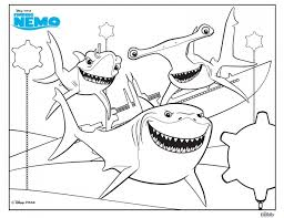 Shark Coloring Pages To Print 96792