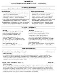 Image Of Sample Adjunct Professor Resume