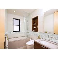 Tiles For Backsplash In Bathroom by Mother Of Pearl Subway Tile Backsplash For Kitchen And Bathroom