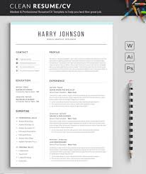 Resume Template | Modern & Professional Resume Template For Word | CV  Resume + Cover Letter The Best Free Creative Resume Templates Of 2019 Skillcrush Clean And Minimal Design Graphic Modern Cv Template Cover Letter In Ai Format Cvresume Design In Adobe Illustrator Cc Kelvin Peter Typography Package For Microsoft Word Wesley 75 Resumecv 13 Ptoshop Indesign Professional 2 Page File 7 Editable Minimalist Free Download Speed Art