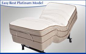 Sleep Comfort Adjustable Bed by Easy Rest Adjustable Beds And Mattresses Pricing Easy Rest
