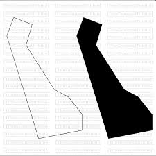 Delaware Sheds And Barns by Delaware State Map Svg Png Jpg Vector Graphic Clip Art Delaware