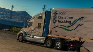 100 Trucking Equipment Trans Co Logistics Leased To John Christner