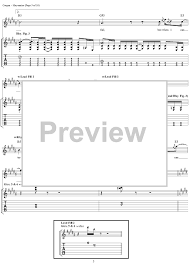 The Smashing Pumpkins Mayonaise by Mayonaise With Tab Staff Sheet For Piano And More