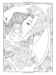 Colouring Books For Adults Or Grownups Are Everywhere Right Now