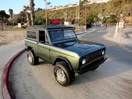 100 Cars And Trucks Ebay 1968 Ford Bronco 4WD Restomod EBay Motors Ford