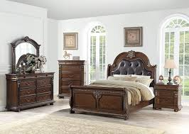 Amazon.com: Esofastore Traditional Formal Antique Bedroom ... Dark Brown Bedroom Fniture With Red Accsories Fitted Amazoncom Esofastore Castor Collection Transitional Dectable Bedroom Fniture Decorating Ideas White Details About Queen Size Wooden Bed Frame Solid Acacia Wood Brown Chic U S A Licious Light Chairs With Swing Chair Hgtv 65 Photos 42 Gorgeous Grey Bedrooms Elegant Decor Chocolate Black Sage And Beautiful Leather Sofa Black Video